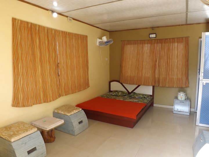 Bungalow 2 with 2 bedrooms Non-AC (DIRGHAYU FARMS)