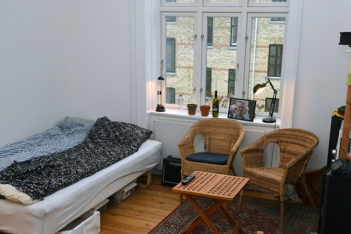 Cozy room close to city center - Frederiksberg - Apartmen