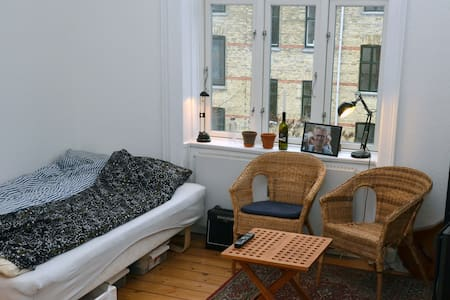 Cozy room close to city center - Frederiksberg - Apartment