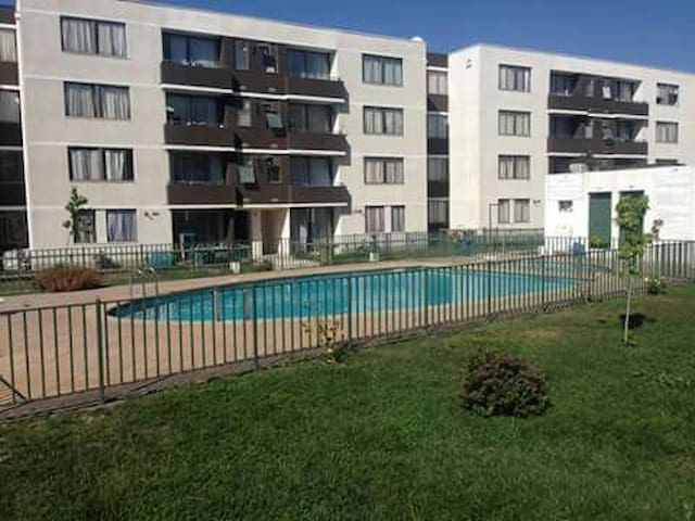 Condominio Plaza balmaceda Nª 6000 - La Serena - Appartement