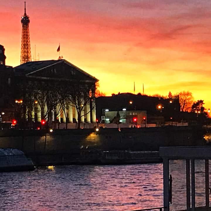 Suite Seine Champs-Elysées