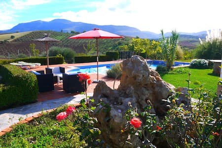 Bed & Breakfast Bella Vista suite room - Ronda