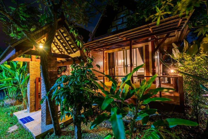 #Garden View  #Terrace  #Good Night Sleep
