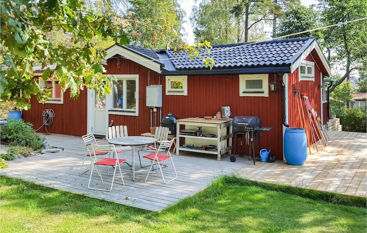 Holiday cottage with 3 bedrooms on 83m² in Årsta Havsbad