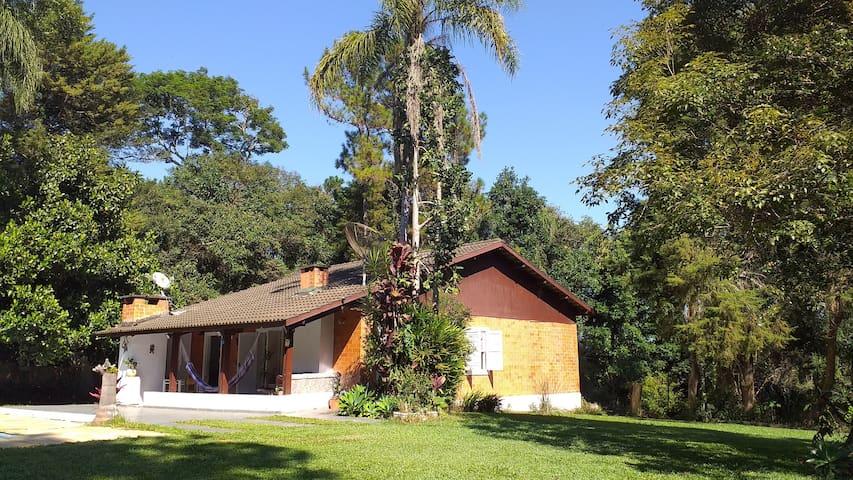 Casa à 15 km de SPkm 32 da Raposo Tavares