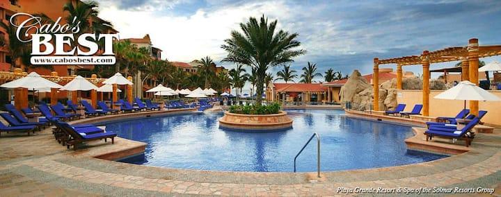 5* Playa Grande Deluxe in Cabo San Lucas Sleeps 4+