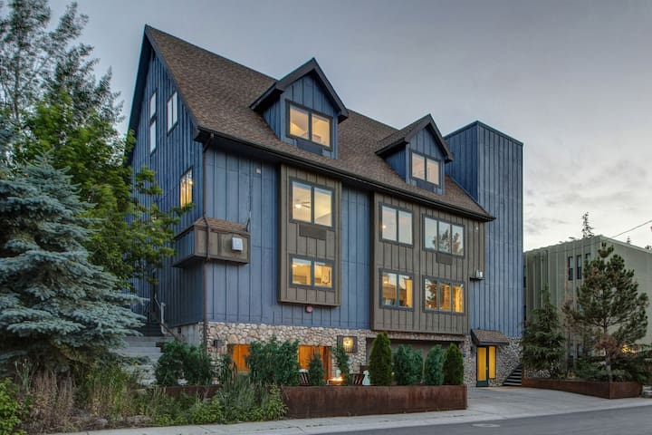 Abode at EPIC Lodge in Park City! Sleeps 28 for Oversized Fun!