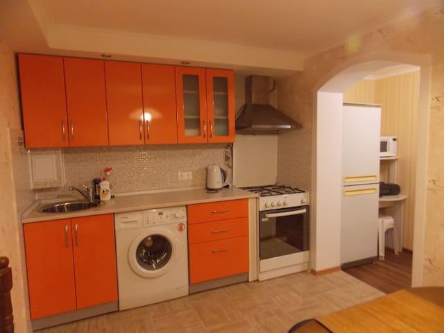 Двухкомнатная квартира - Dedovsk - Apartment