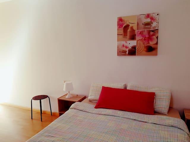 Espaciosa suite en Sitges