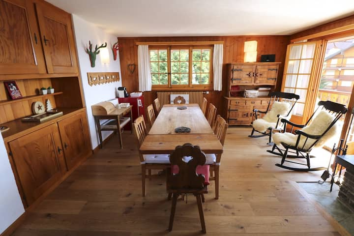 Appartement Sangria, (Villars-sur-Ollon), Apartment Sangria