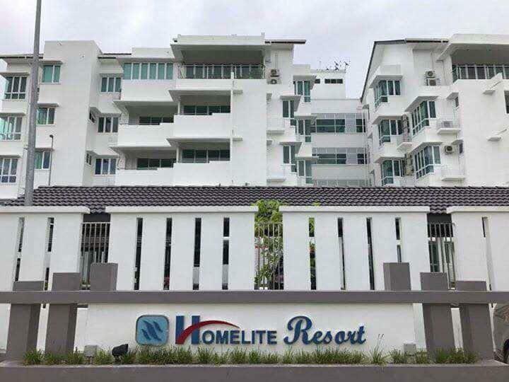 Homelite Resort