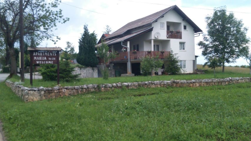 Marija apartment No 1 - Rakovica - Departamento