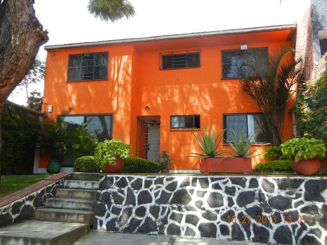 Agradables habitaciones  en el mejor clima