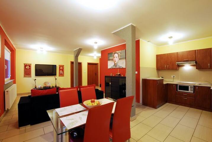 Apartament Orientalny - Bytom - Apartment