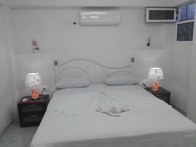 Habitación 8 en Hostal Casa Confort