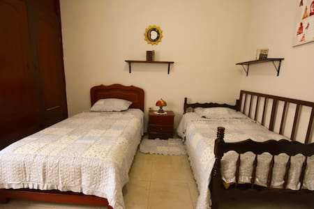Two bed room near city center