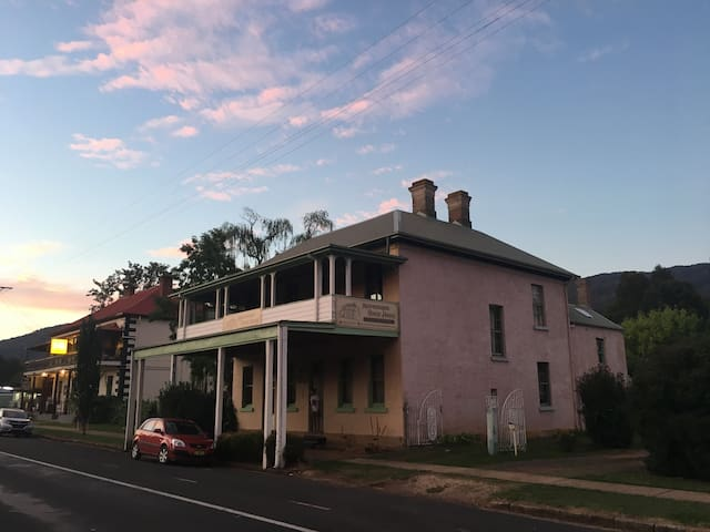 Murrurundi Guest House
