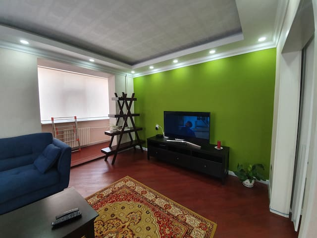 Single bedroom apartment in city center with WIFI