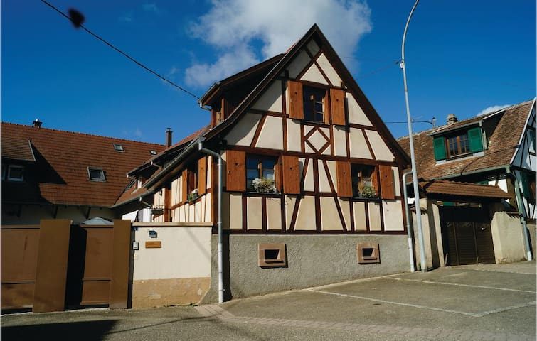 Semi-Detached with 2 bedrooms on 59 m² in Odratzheim