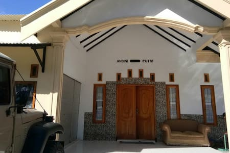 Comfort homestay 10 minutes to Mt. Bromo