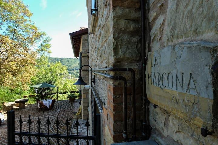 Casale La Marcona - Appartamento Lavanda