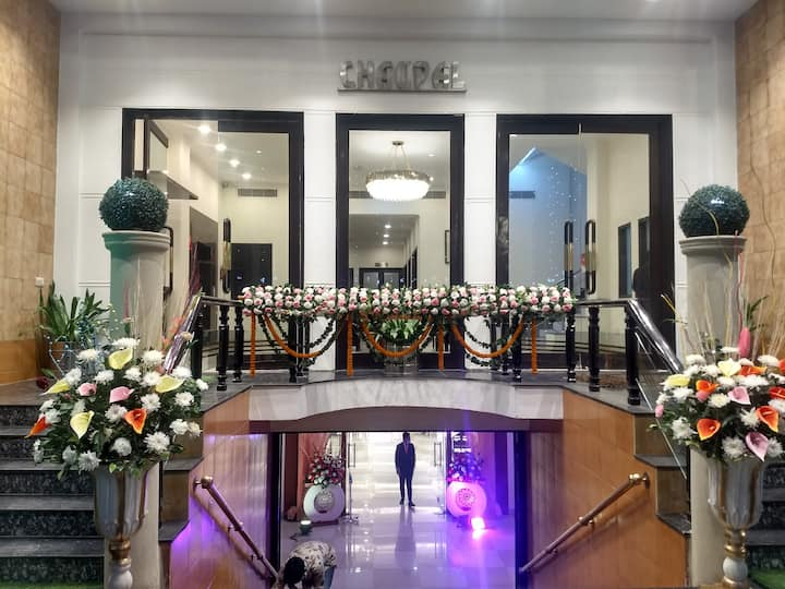Hotel chaupal situated in heart of city in Gurgaon