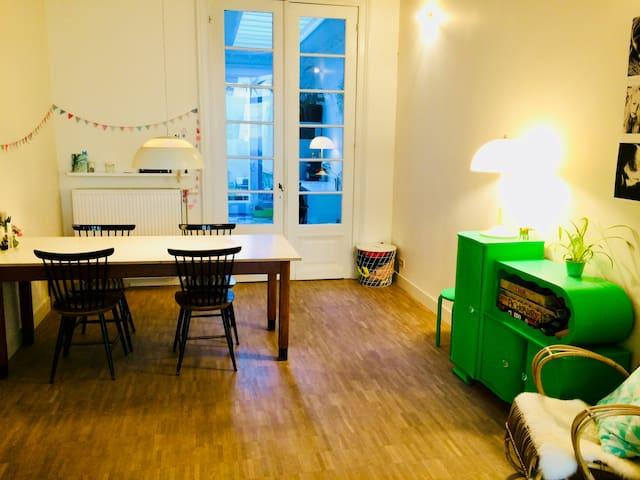 appartement in gezellige buurt in Borgerhout