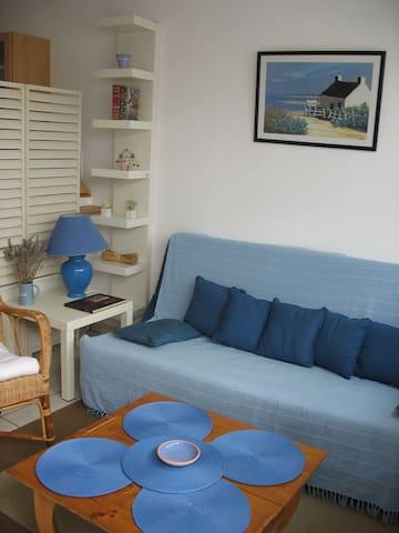 Casita azul - Pont-l'Abbé