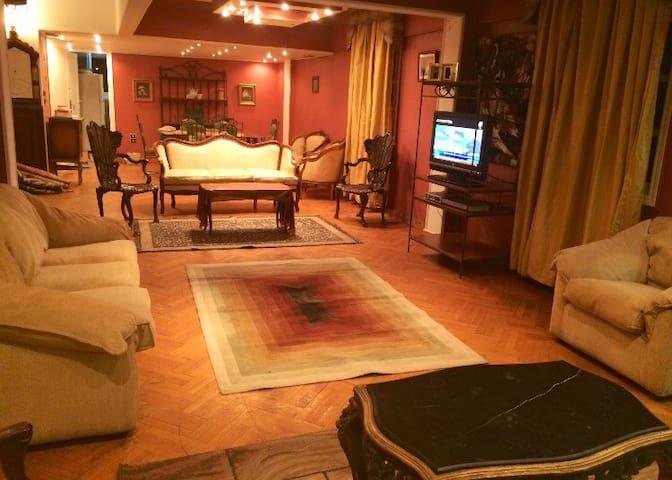 Duplex apartment for big family - Kair - Apartament