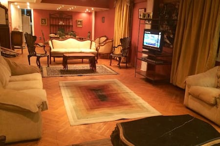 Duplex apartment for big family