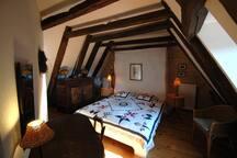 Slaapkamer 3 (bed 180x200)