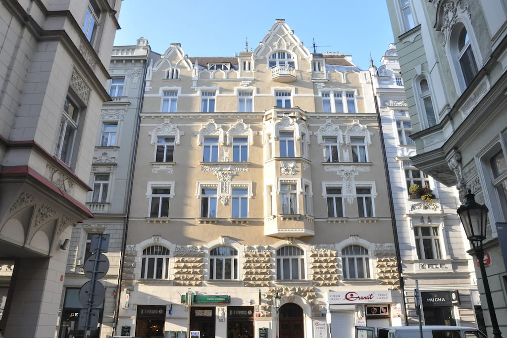 Old Town Jewish Quarter Comfortable Hideaway - Flats for Rent in Prague, Czec...