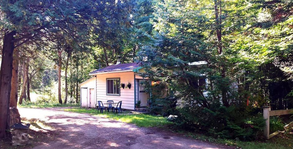 Chalet confortable sur domaine le domaine Baril - Sainte-Marguerite-du-Lac-Masson - Ev