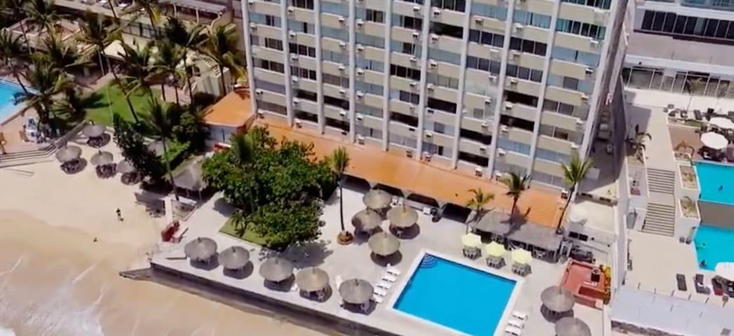 Condominio Islas del Sol Mazatlán