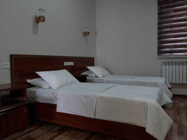 Comfortable Hotel with Homeliness