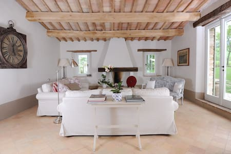 7 bedroom luxury villa in Le Marche - Apiro - Hus