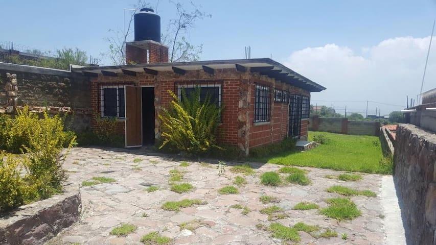 """VOLCAN POPOCATEPETL"" Casa de Campo. Ixtapaluca"