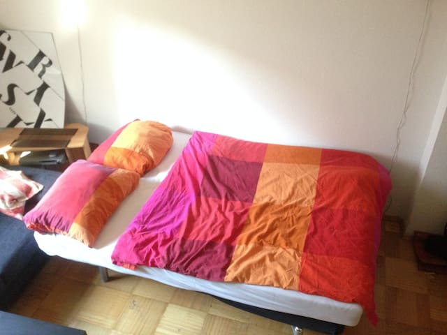 Cheap, clean quiet and nice room!!! - Hannover - Apartamento
