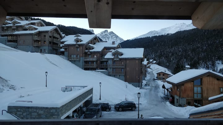 Appartement T1 - Courchevel Moriond