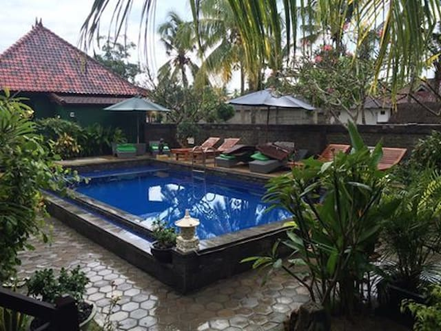 D&B Bungalow Superior - Nusapenida - Bed & Breakfast