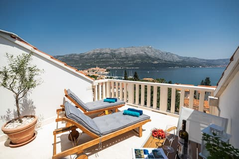 NEW! KORCULA VIEW APARTMENT