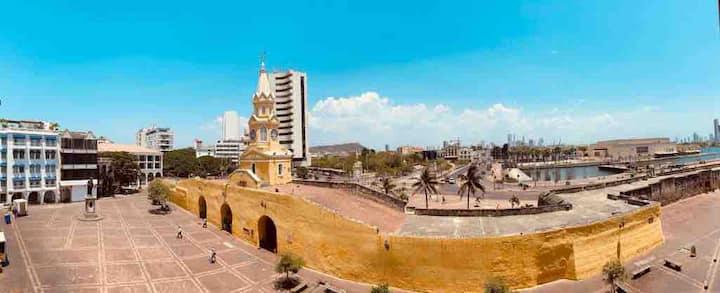 Apto - Loft Ed. Torre Del Reloj - Piso 3