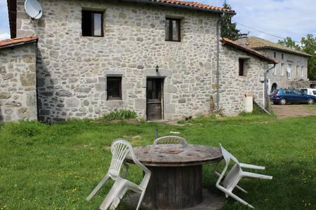 Petite maison naturel de charme - Roumégoux