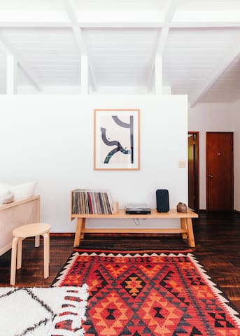 Mid-Century Riverfront Cabin - Seclusion Awaits!
