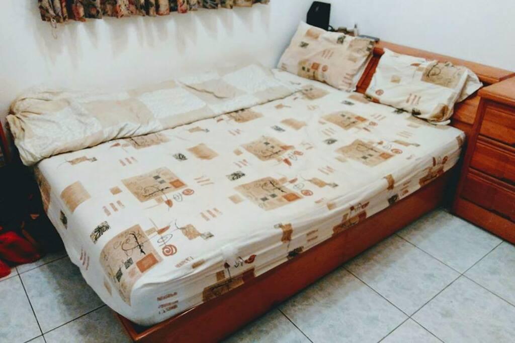 臥房 Bedroom