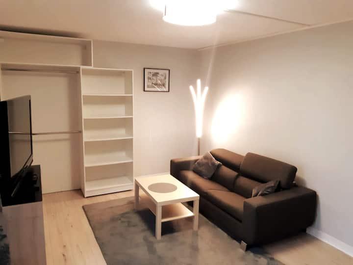 Appartement disponible de suite, très bien situé