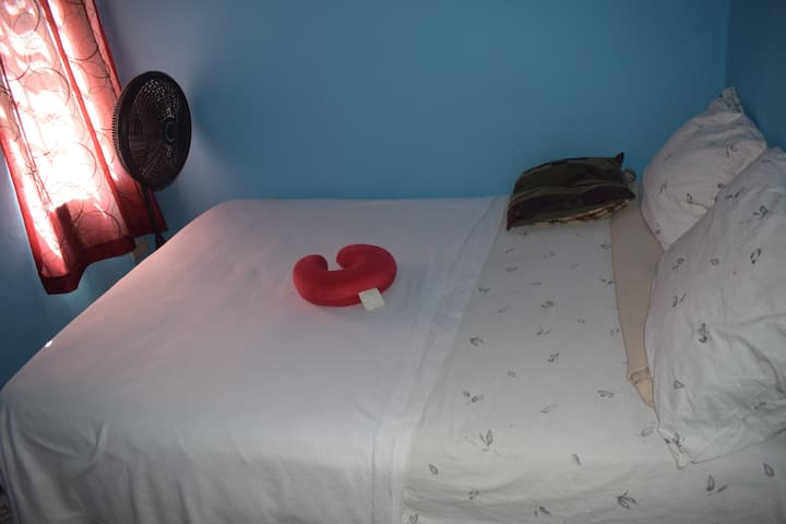 Cosy Room In Portmore With AC