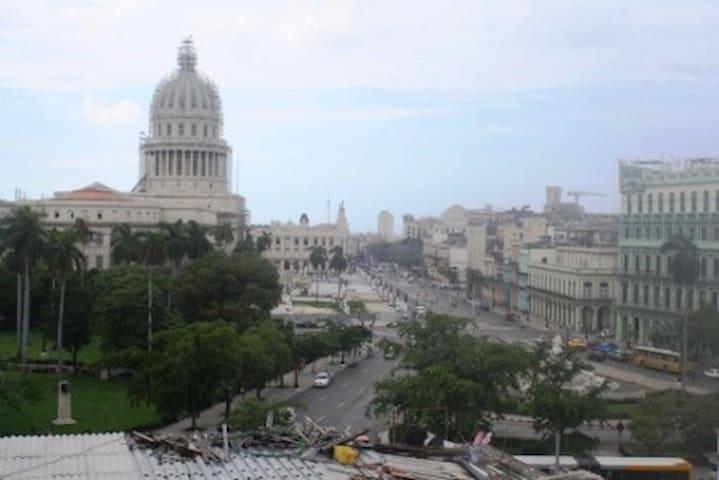APARTAMENT CAPITOLIO HABANA ZOILA - La Habana - 公寓