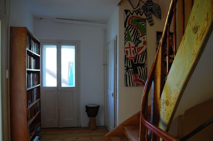 Gemütliches Zimmer in Haus mit Charme in der Nähe von Basel  - Arlesheim - Hus
