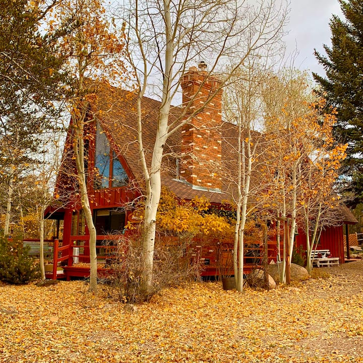 Petersen cottage -no pets please.